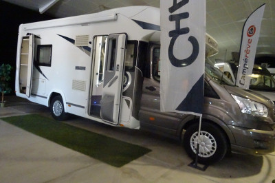CHAUSSON WELCOME 737 MODELE 2020