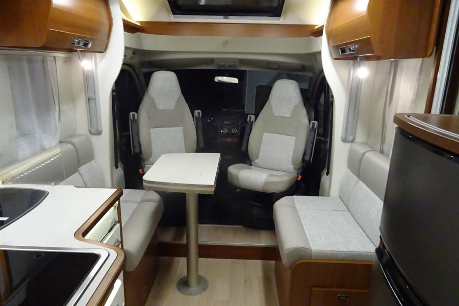 RAPIDO 686 F MODELE 2019