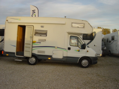 CHAUSSON <BR>WELCOME 4<BR>17 000.00 €